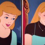 """El artista """"moderniza"""" las princesas de Disney"""
