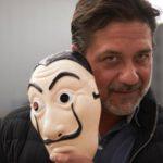 """Enrique Arce (Arturito en """"La Casa de Papel"""") no quería participar en la serie"""