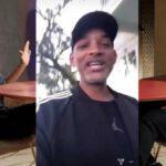 Reaparece un video de Will Smith de hace dos años, en el que habla sobre el amor y su relación con Jada