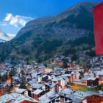 Una pequeña ciudad de Suiza ofrece 70.000 euros a quienes viven allí.