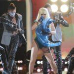 """Beatriz Luengo se vistió con la piel de Lady Gaga en la película """"Your Face Sounds to Me"""" de Estados Unidos y finalmente la firmó"""