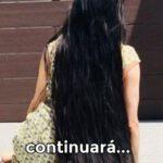Conoce a la japonesa Rapunzel, una modelo que no se ha cortado el pelo en 15 años