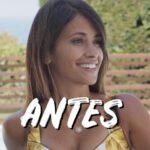 Los seguidores de Antonely Rocuzzo dudan que su rostro haya sido operado