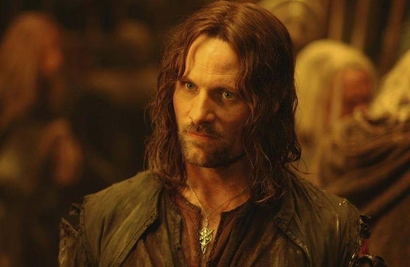 """Viggo Mortensen admite que hay una escena eliminada inédita en la película """"El señor de los anillos"""""""