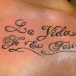 Tatuajes con errores de ortografía evidentes