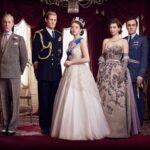 Los actores y actrices de la Corona y su contraparte real