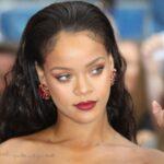 Rihanna es una devoción viral por Trump el día de su despedida.