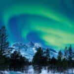 Un video espectacular que nos muestra la aurora boreal desde el espacio