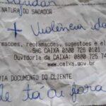 Víctima de violencia de género se salva gracias a un billete que dejó en su banco