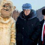 Evidencia que inventó un político ruso sobre la existencia del Yeti en apoyo al turismo - CABROWORLD