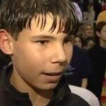 Rafa Nadal reveló la clave de su éxito con un video de cuando solo tenía 14 años - CABROWORLD