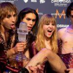 Antes y después de la cantante Måneskin, el grupo ganador de Eurovisión 2021 - CABROWORLD
