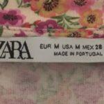 Resolvió el misterio que se esconde detrás de los mensajes secretos de las etiquetas de Zara - CABROWORLD
