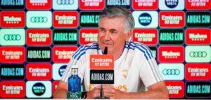 """Ancelotti: """"Con Hazard hay que tener cuidado"""""""